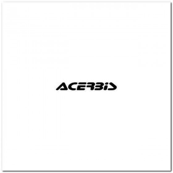 Acerbis Aftermarket Decal...