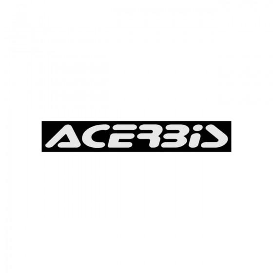Acerbis Couleurs Vinyl...