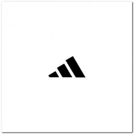 Adidas Triple Decal Sticker