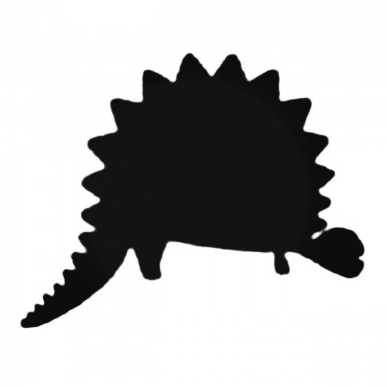 Adorable Stegosaurus...