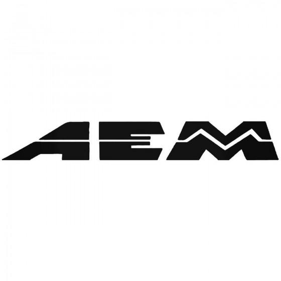 Aem 5 Sticker