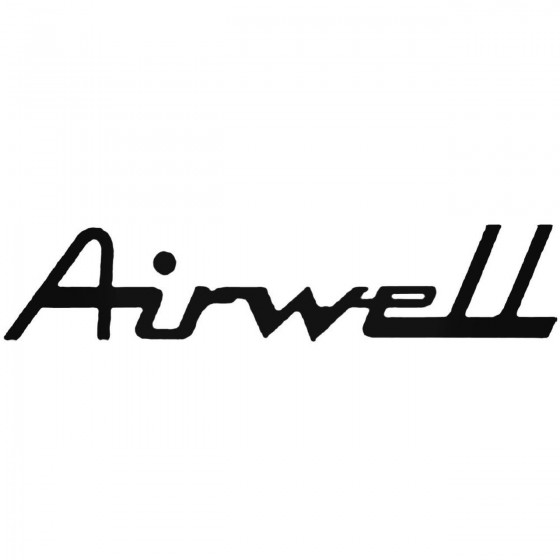Airwell Decal Sticker