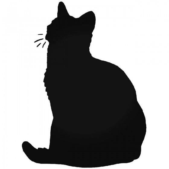 American Shorthair Cat Sticker