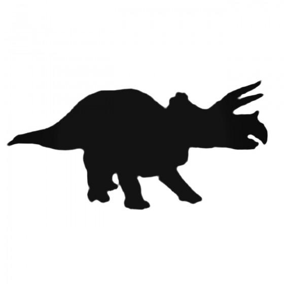 Angry Triceratops Dinosaur...