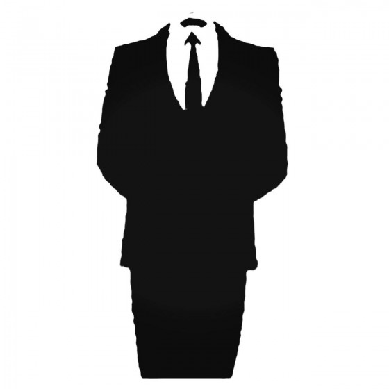 Anonymous V1 Decal Sticker