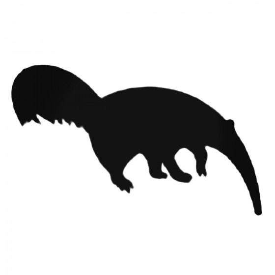 Anteater Decal Sticker