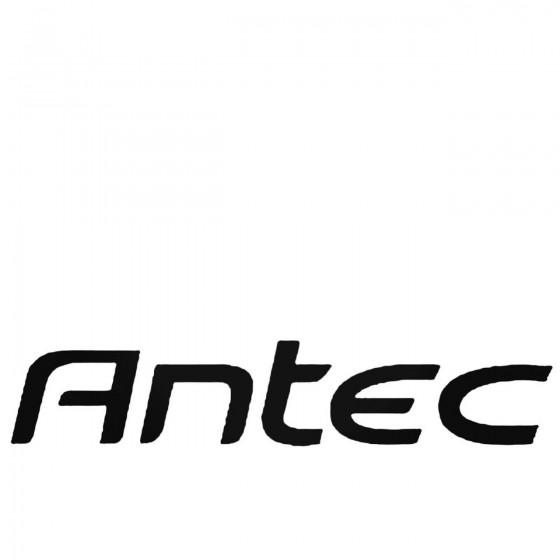Antec Decal Sticker