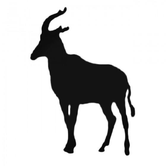 Antelope Decal Sticker