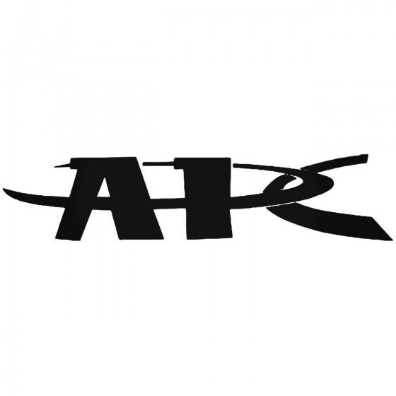 Apc Sticker