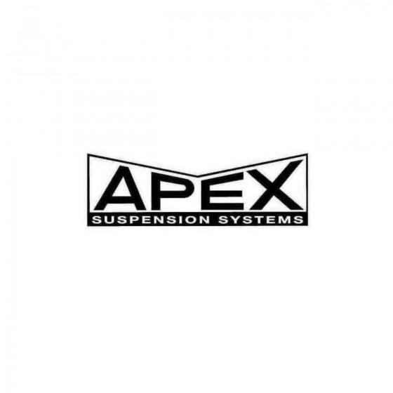 Apex Suspension Spair Vinl...