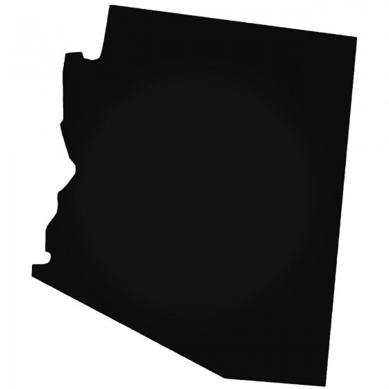 Arizona Home State Decal...