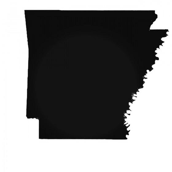 Arkansas Ar State Decal...