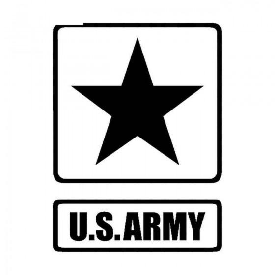 Army Symbol Sticker