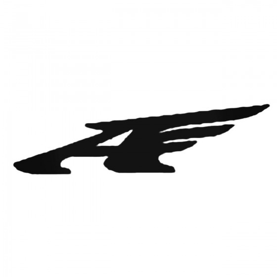Arnette Wings Decal Sticker