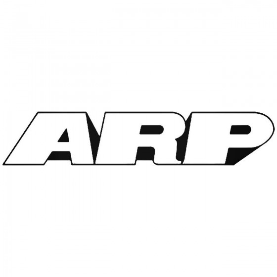 Arp Logo 1 Sticker