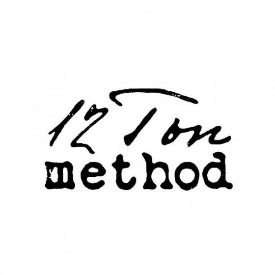 12 Ton Method Band Logo...