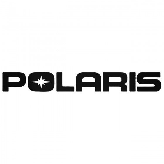 Atv Polaris Decal Sticker