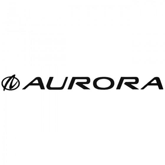 Aurora Graphic Decal Sticker