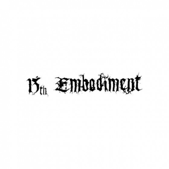 13th Embodiment Band Logo...