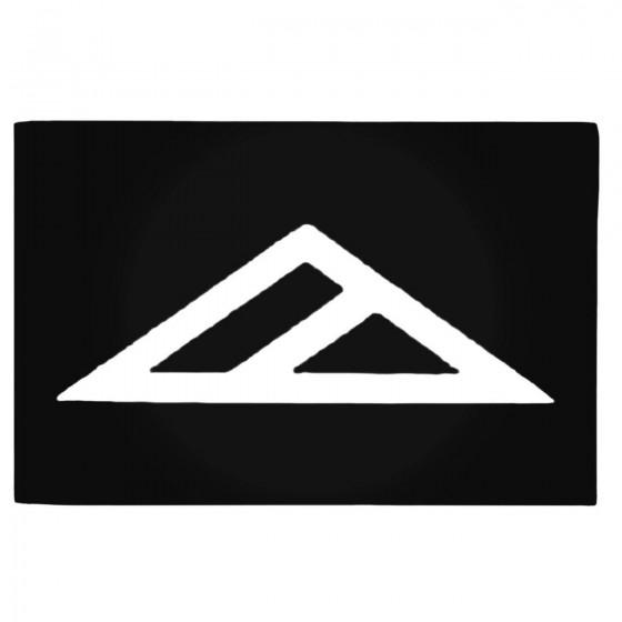 Azonic Block Decal Sticker