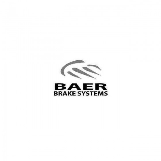 Baer Performance Brakes S...