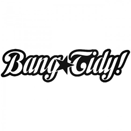 Bang Tidy Jdm Japanese 1...