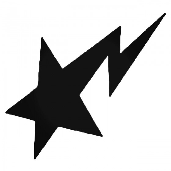 Bape Flash Decal Sticker