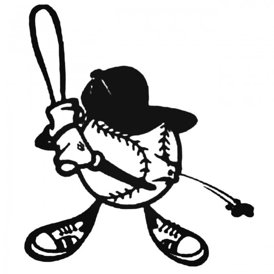 Baseball Design 219 Decal...