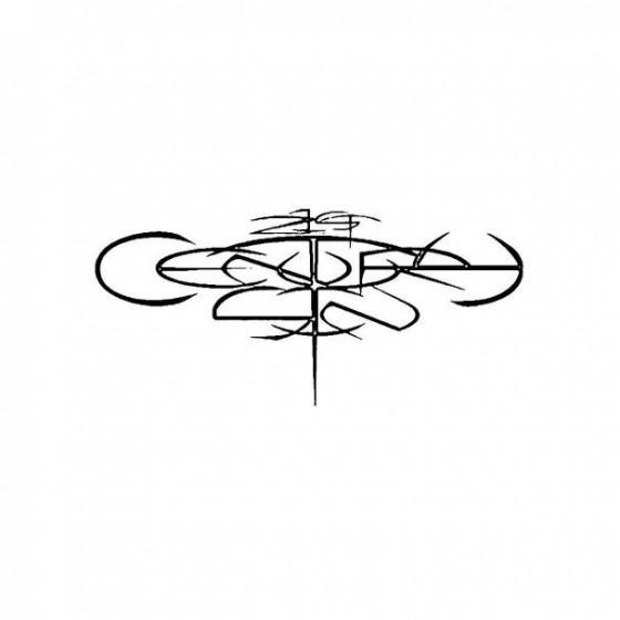 21st Century Sin Band Logo...