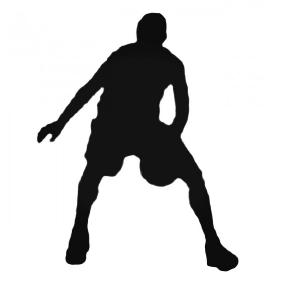 Basketball Baller Decal...