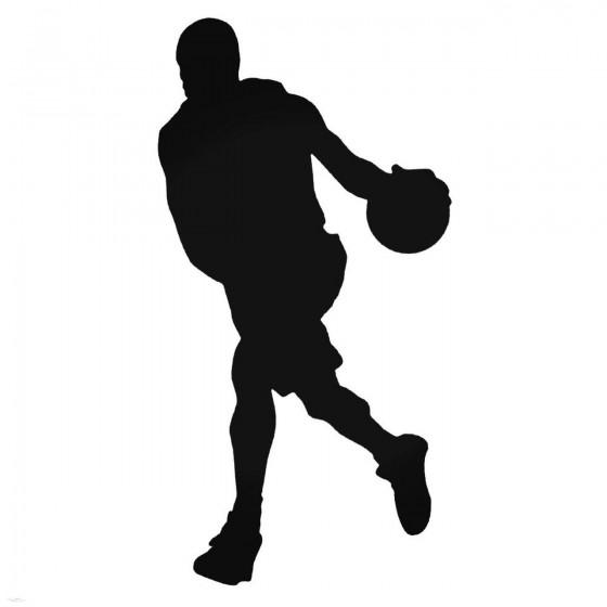 Basketball Player Running...