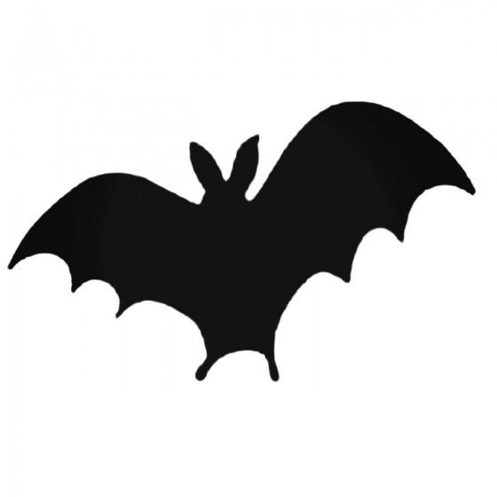 Bat 1 Decal Sticker
