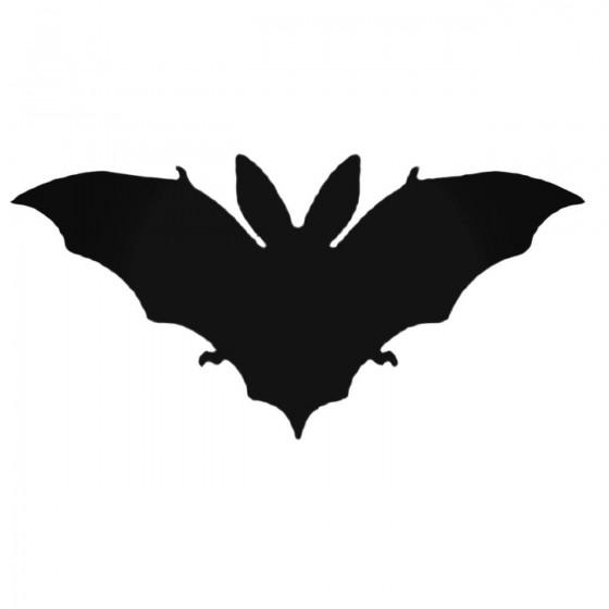 Bat 3 Decal Sticker