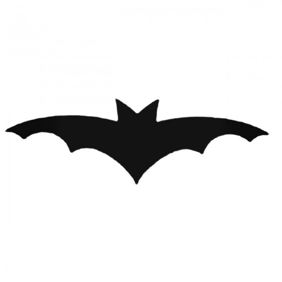 Bat 5 Decal Sticker