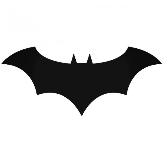 Batman Emblem 10 Sticker