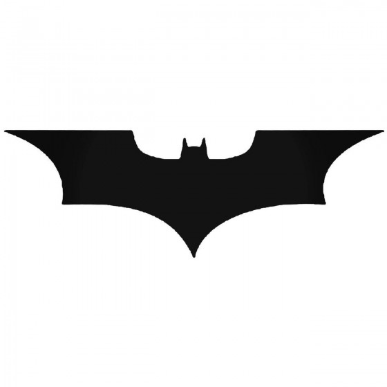 Batman Emblem 5 Sticker