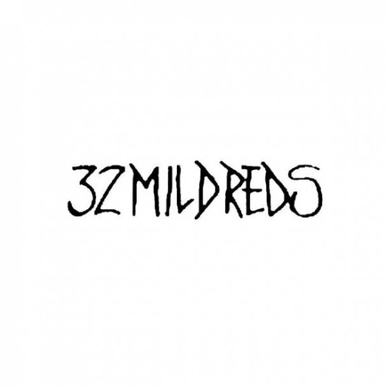 32 Mildreds Band Logo Vinyl...