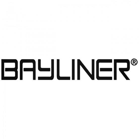 Bayliner Boats Decal Sticker