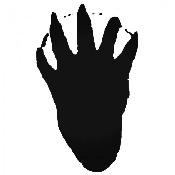 Beastyle Paw Print Foot...