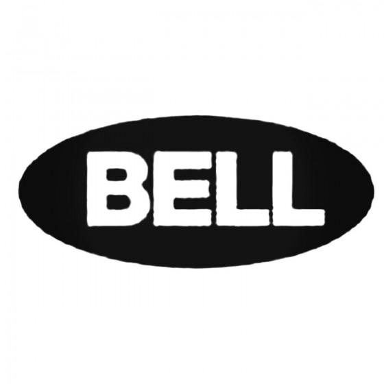 Bell Helmets S Decal Sticker
