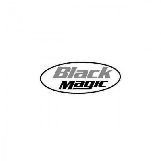 Black Magic S Vinl Car...