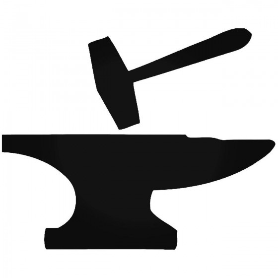 Blacksmith Hammer Anvil 2...