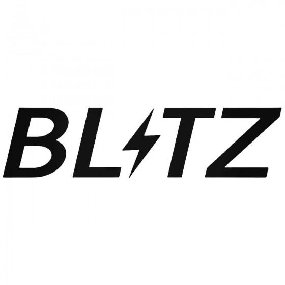 Blitz S Vinl Car Graphics...