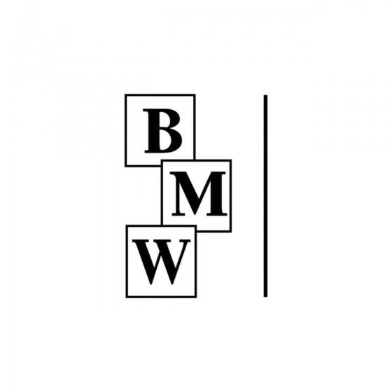 Bmw Constructors Vinyl...