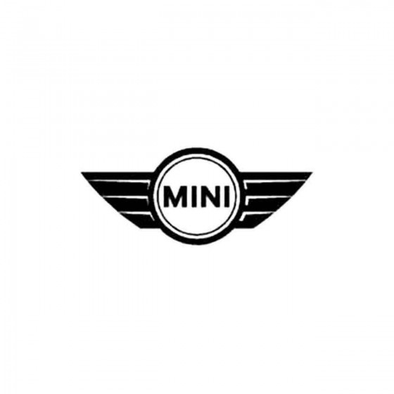 Bmw Mini Decal Sticker