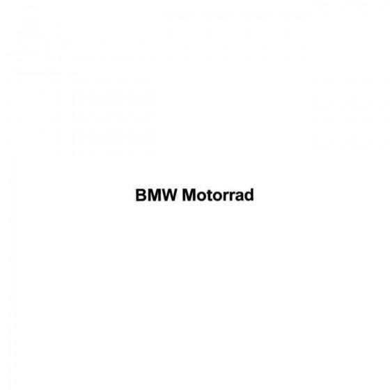 Bmw Motorrad Decal Sticker