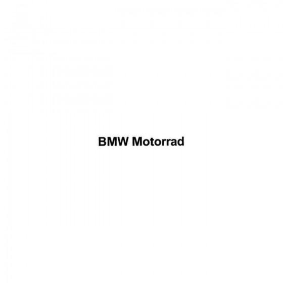 Bmw Motorrad Decal Sticker 2