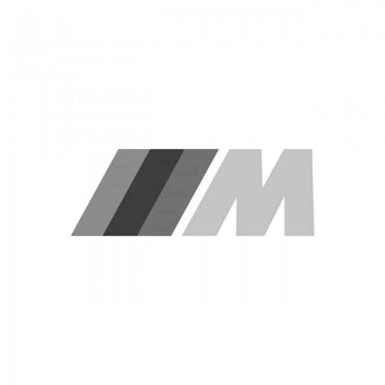 Bmw M Vinyl Decal Sticker