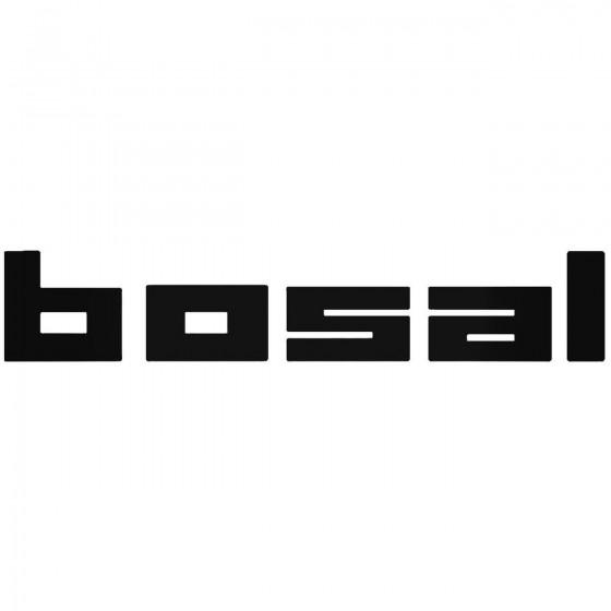 Bosal Sticker