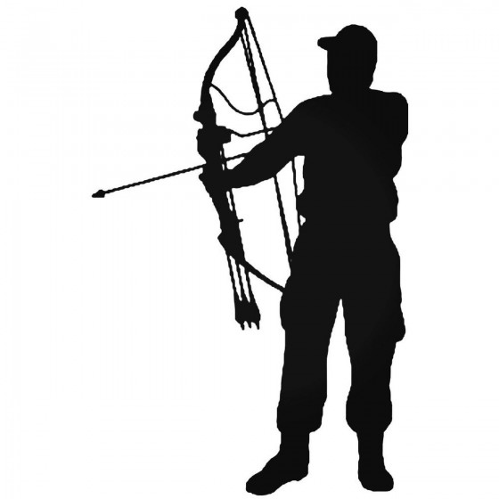 Bowhunting 2 Sticker